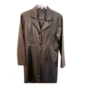 Outer Edge Water Resistant Trenchcoat